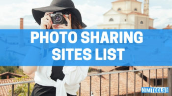 Photo Sharing Sites