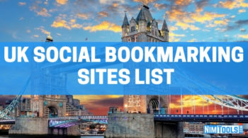 UK Social Bookmarking Sites